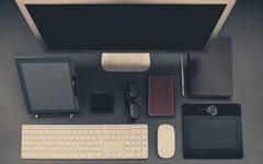 Ryd skrivebordet og få mere personlig effektivitet