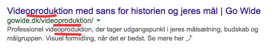 Søgemaskineoptimering er vigtigt, hvis du gerne vil have din artikel fundet i søgemaskinerne.
