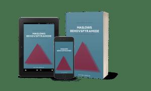 Maslows behovspyramide - hent den i et lækkert e-bogs format